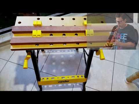 Fabricando uma flauta