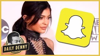 Kylie Jenner Cost Snapchat Investors Money With Just ONE Tweet?! | Daily Denny
