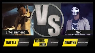 JBB 2015 [FINALE] - EnteTainment vs. NEO [ANALYSE]