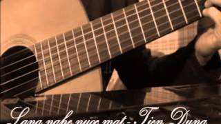 Guitar Lắng nghe nước mắt - cover by Tiến Dũng