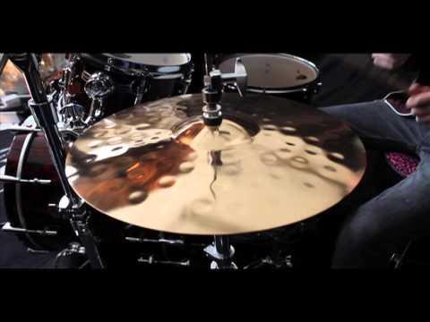 Paiste PST 8 Universal Cymbal Set - 14