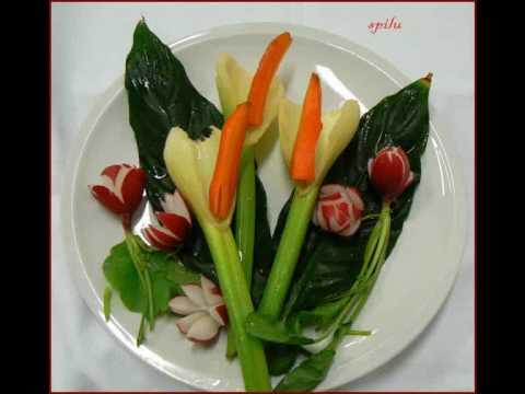 Le ricette dello spilu decorazioni per i vostri piatti for Decorazioni piatti gourmet