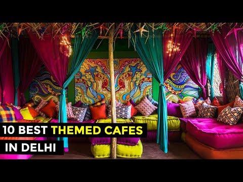 10 Best Themed Cafes in Delhi| DforDelhi