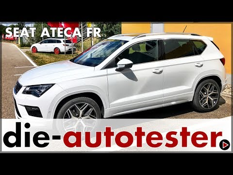 seat ateca fr und seat leon cupra 300 die sportlichsten. Black Bedroom Furniture Sets. Home Design Ideas