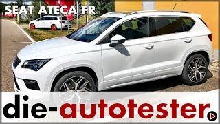 Seat Ateca FR und Seat Leon Cupra 300 - Die sportlichsten Seats im Test | Auto | Deutsch