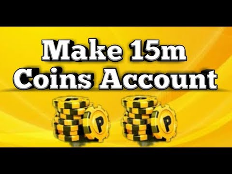 8 Ball Pool Coins Trick - How To Make 15m Coins Account in 8 ball Pool