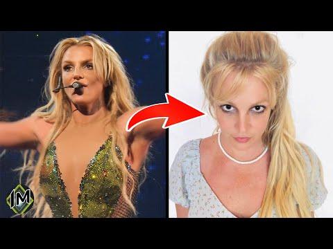 Cos'è successo a Britney Spears? E'  stata rinchiusa da suo padre? Ecco la sua tragica storia...