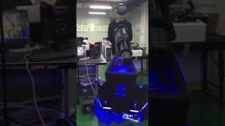 New attraction VR HTC vive Gun shooter 9D virtual reality gaming machine