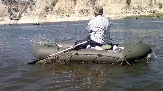 Рыбалка на Дону, Трехостровская, выше паромной переправы(, 2012-07-08T12:06:54.000Z)