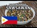 Sawsawan Dipping Sauce - Pinoy Tagalog Filipino