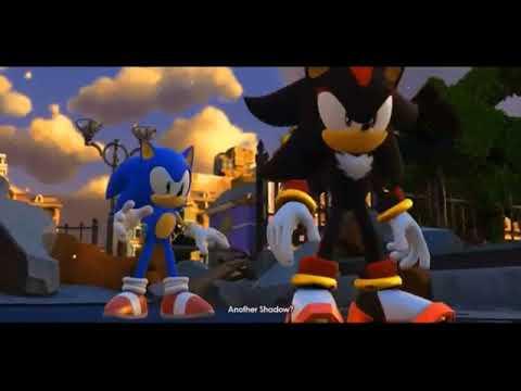 Sonic Forces_ Shadow The Hedgehog Cutscene