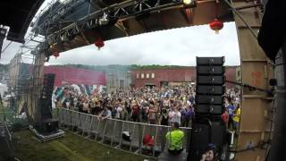 Popes of Chillitown - Wisdom Teeth (live at Boomtown 2015)