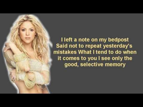 Shakira and Rihanna Can't Remember to Forget You Lyrics (Lyrics, Song, MP3 Download)