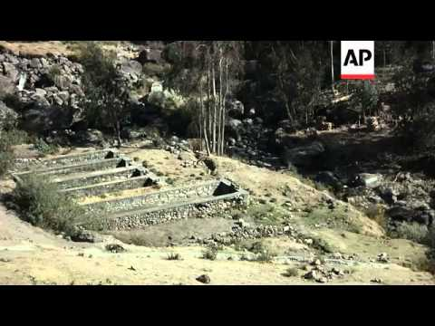 Townsfolk sickened after Peru toxic spill