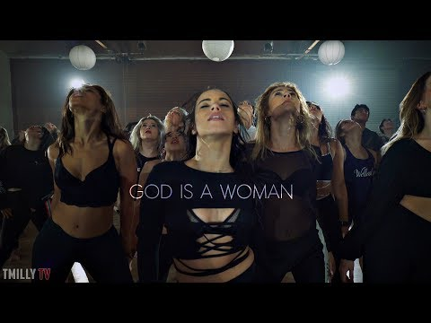 Ariana Grande - God is a woman - Dance Choreography by Jojo Gomez ft Kaycee Rice - TMillyTV