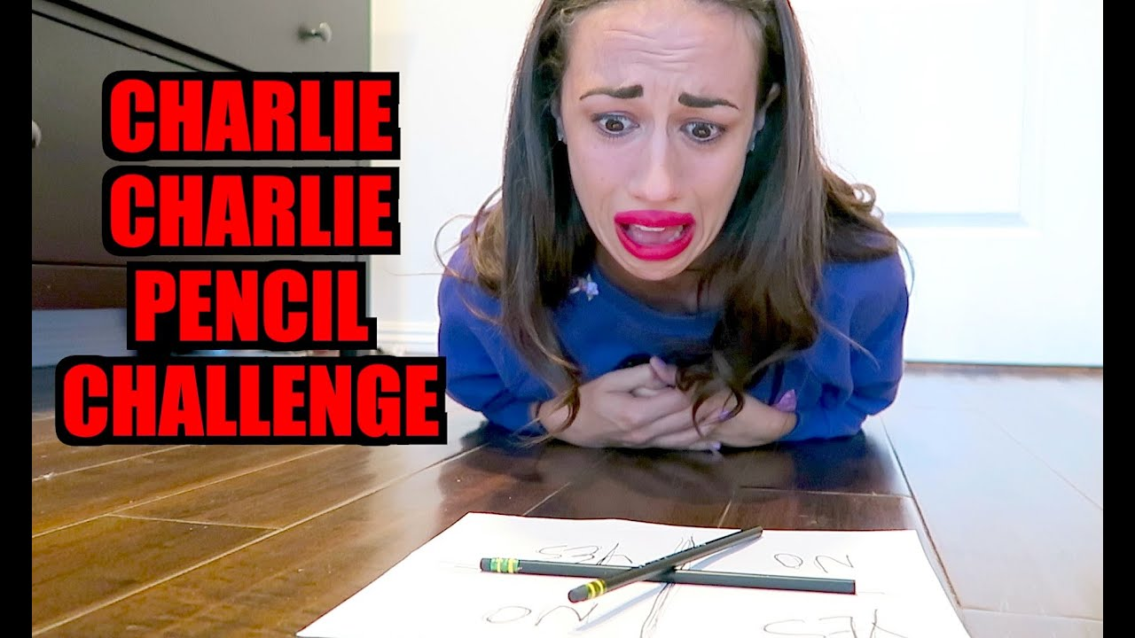 Download CHARLIE CHARLIE PENCIL CHALLENGE