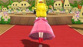 Mario Party 9 Step It Up ◆Peach vs Koopa, Daisy, Wario #572 Master