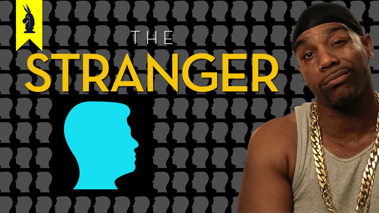 the stranger thug notes summary and analysis the stranger thug notes summary and analysis