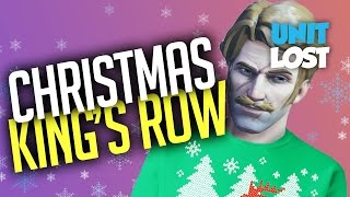 Overwatch - Christmas King