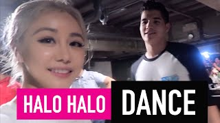 The Halo Halo Dance Ft. Alex Wassabi ▼ Wengie's Vlogs