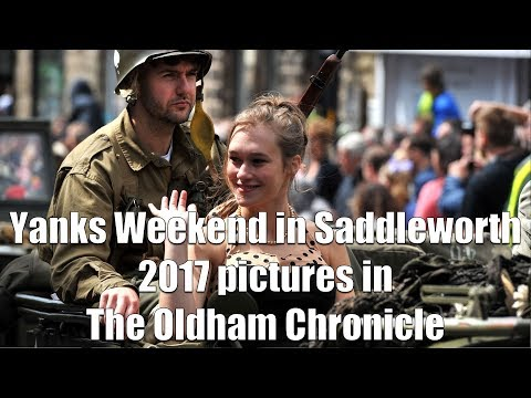 2017 Yanks weekend in Uppermill