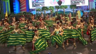 Aliwan Fiesta 2014: Adivay Festival (Kabayan, Benguet)