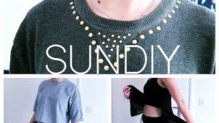 SUNDIY - Ich gestalte alte Klamotten neu I Akina Lune