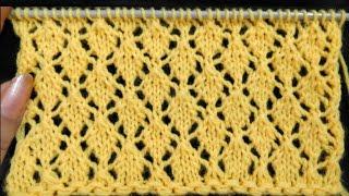 Beautiful Knit Pattern for Ladies Cardigans, Baby Sets Openwork Pattern. Hindi/ English Captions