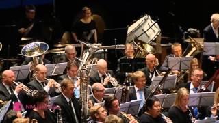 NM 2014, Lillestrøm Musikkorps - Hardy Mertens - Variazioni Sinfoniche su Non Potho Reposare