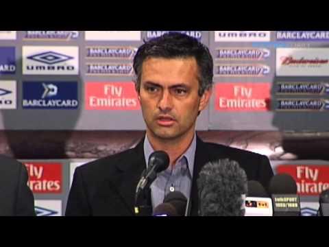 25 Classic Jose Mourinho Quotes