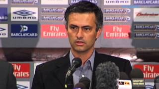 Mourinho's legendary moment: 'I am a Special One'