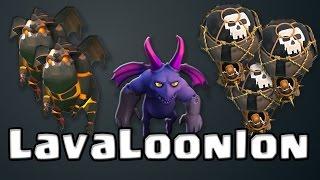 #1 - TH9 WAR DEFENSE MAX LAVALOONION - Clash of Clans ITA