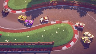 MICRO MACHINES IS BACK - Circuit Superstars Gameplay Walkthrough Part 1