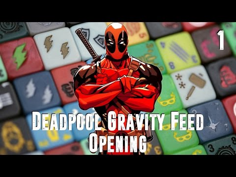Dice Masters Rare Carte-Deadpool Set-kidpool