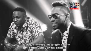 Miguel Ft Kendrick Lamar How Many Drinks Remix (Subtitulada Español)
