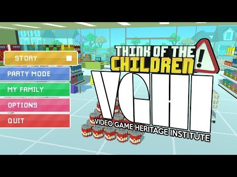 Think of the Children | VGHI Play 'n' Chat Live Stream