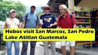 Download Video Hobos Boat to San Marcos, Tuk Tuk to San Pedro Lake Atitlan Guatemala Tour MP3 3GP MP4