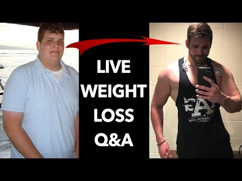 Live Weight Loss Q&A!!