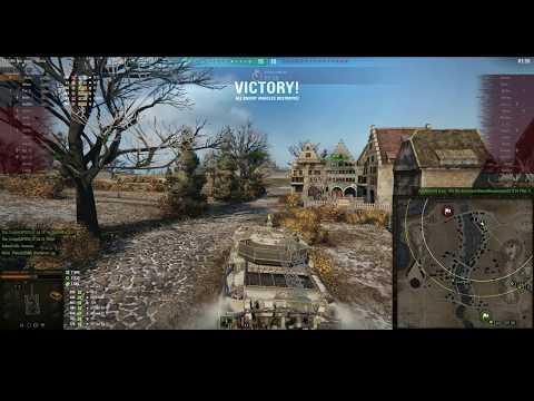 Centurion 7/1 - replay gracza - 9 Kills, 8,5k dmg, Radley Walter, Pascucci, High Caliber