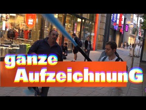 Stuttgart (S21, Farbkanone, Karaokebistro)   27.7.17   komplette Aufzeichnung
