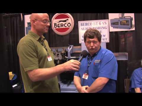 Berco & Comec Equipment From Baker Equipment Sales At PRI 2009 By EngineBuilderDirectory.com