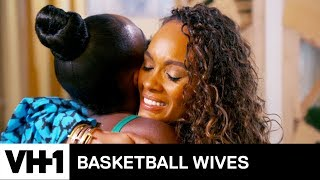 Evelyn Reunites with Chad's Daughter Jiji | Basketball Wives