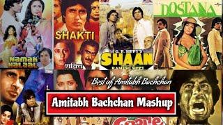 Amitabh Bachchan Mashup Song   All Amitabh Bachchan Song    DJ Dalal London   Find Out Think