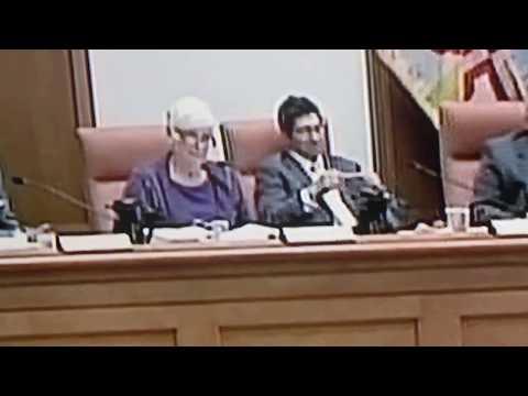 Sandra  Landbeck  Supports Democratic Charter Reform (pt 1)