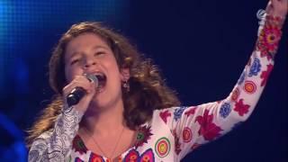 Девочка с Украины довела судей до слез! Голос  Дети Германия 2015