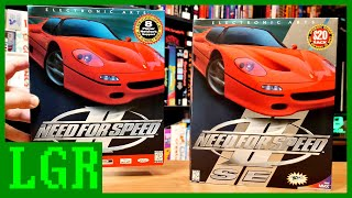 Need For Speed II - 24 Years Later: An LGR Retrospective