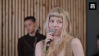 Gambar cover Christines radiofestival: Aurora – «Exist For Love»