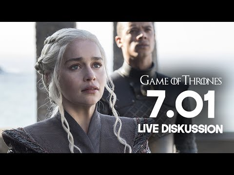 Game of Thrones - Staffel 7, Folge 1 - Live Diskussion | Hangout