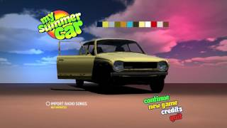 My Summer Car - Main Menu Theme Song