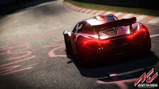 Assetto Corsa PC Gameplay 720p(HD)